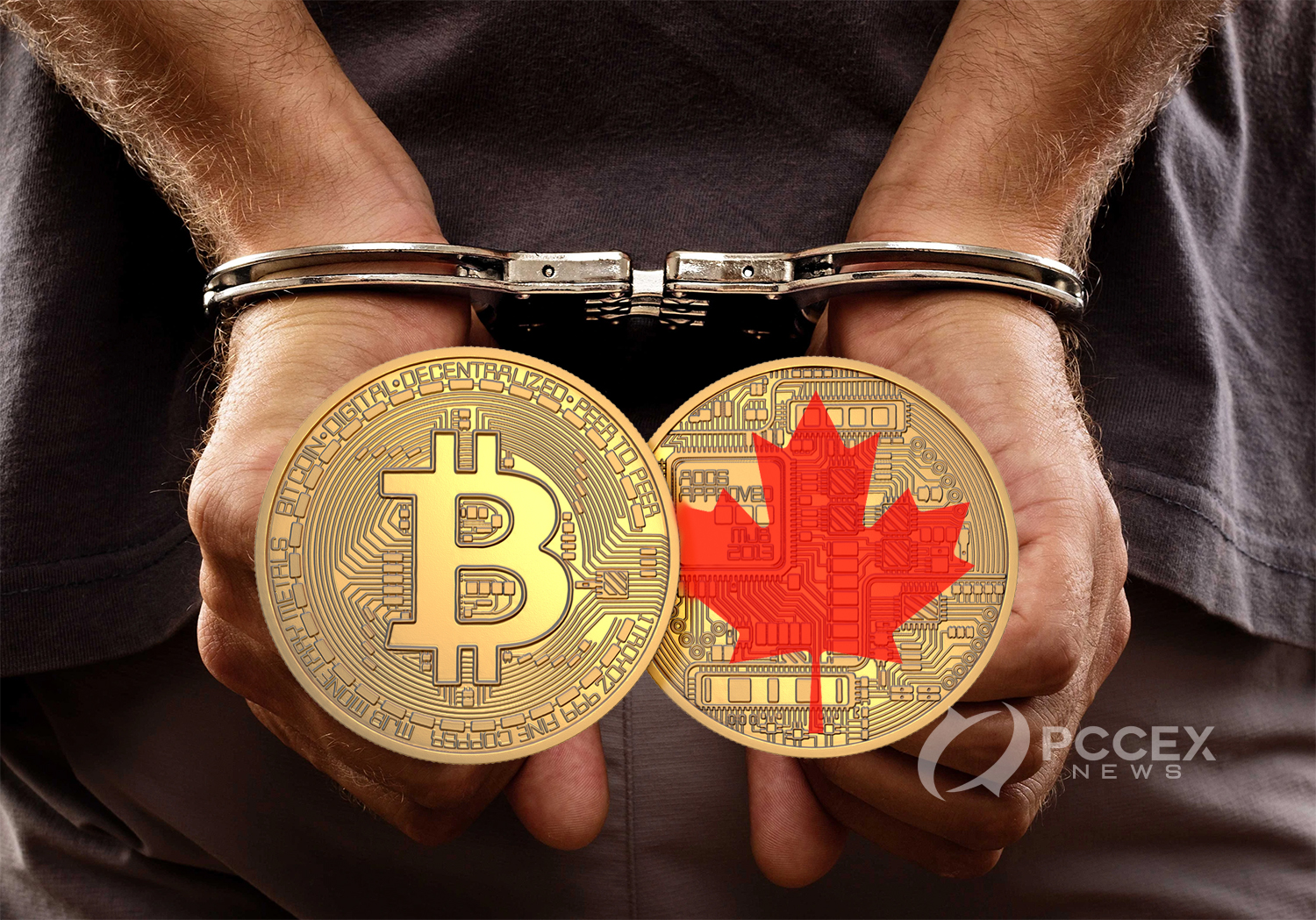 Two Canadians Sentenced To US Prison For Bitcoin Theft