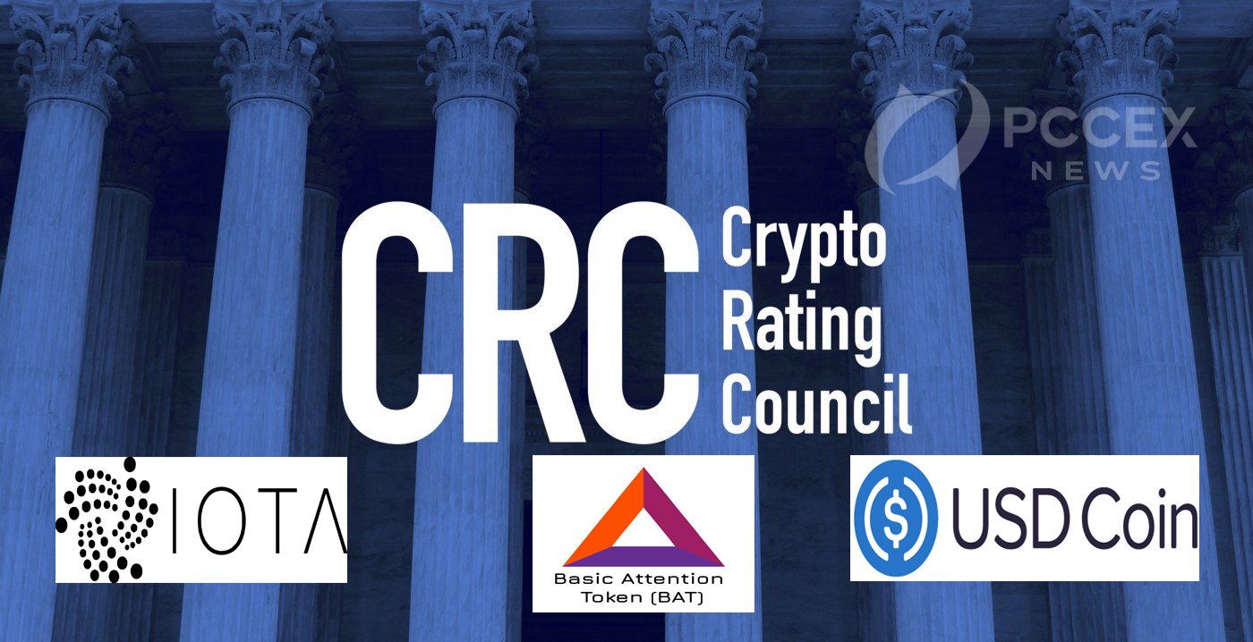 Coinbase-Backed Crypto Rating Council Lists IOTA, BAT, and USDC