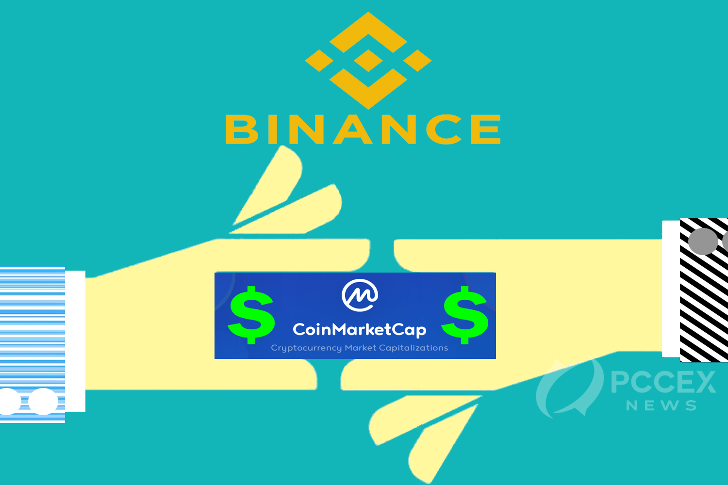 Binance Set To Acquire CoinMarketCap For $400 Million