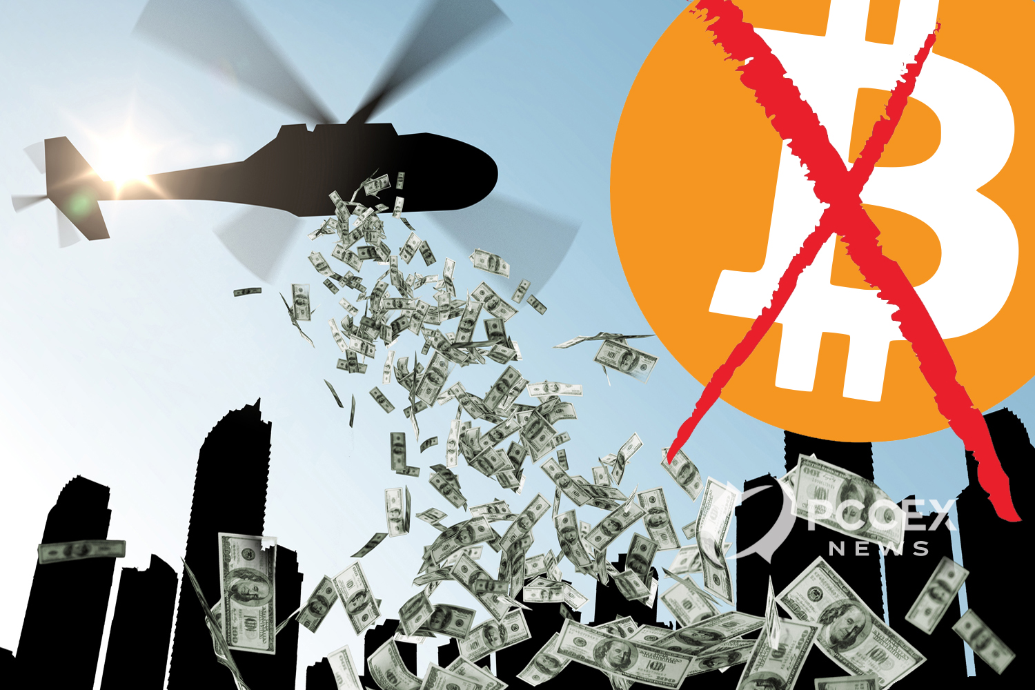 No Bailouts Required — Bitcoin Price Struggle to Rise