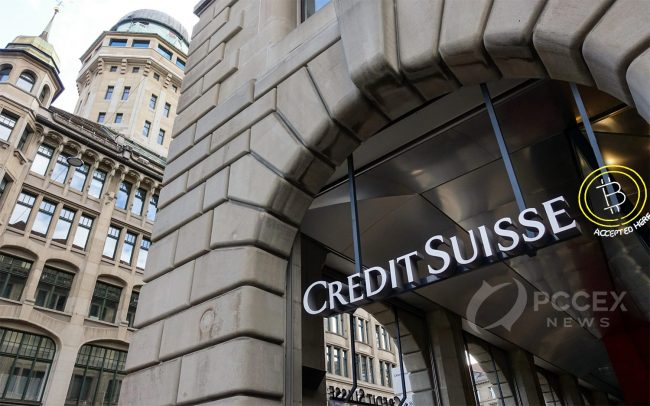 credit suisse bitcoin