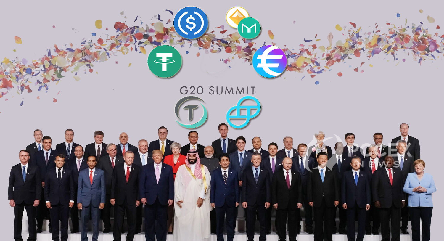 G20 Concerned About Stablecoin
