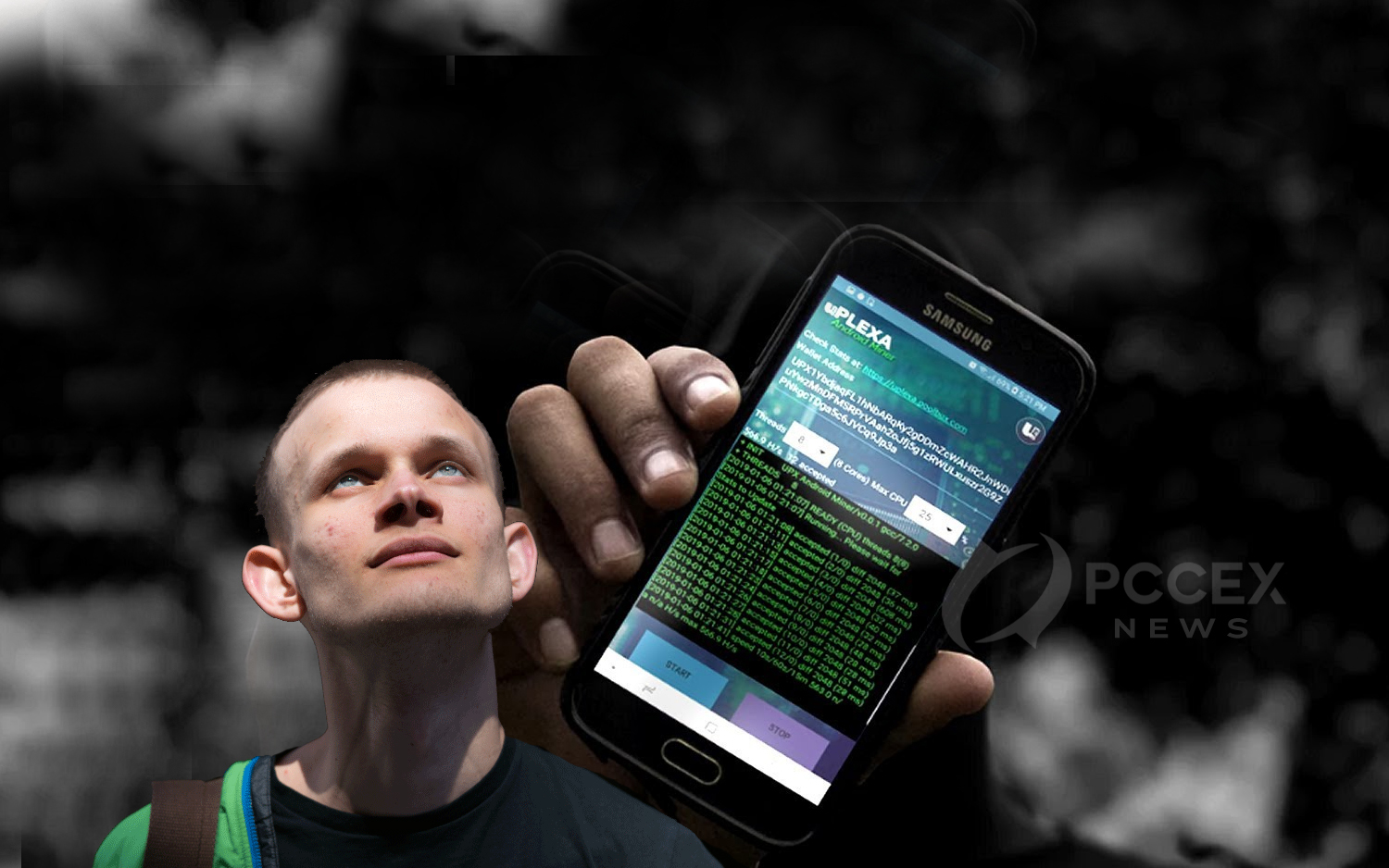 Vitalik Buterin Says Phone Mining Is A 'Fool's Game'
