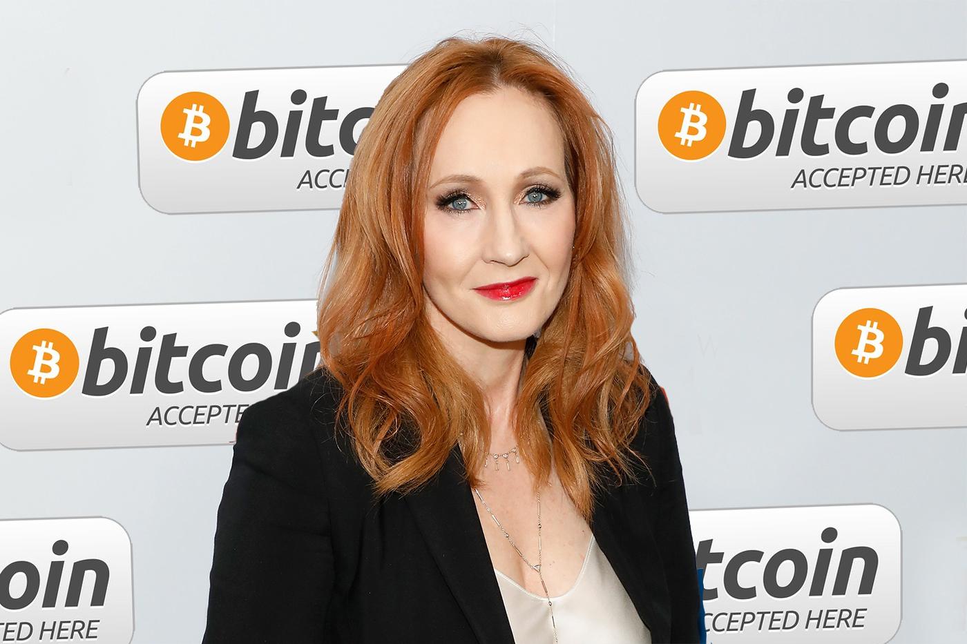 Crypto Twitter Fails to Explain Bitcoin to Harry Potter Author, JK Rowling