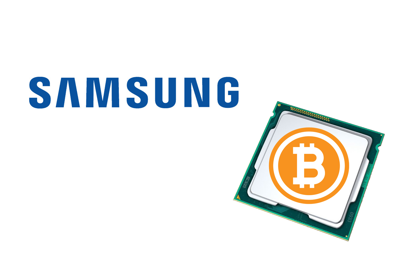 Samsung Designs New Chip to Secure Crypto Transactions