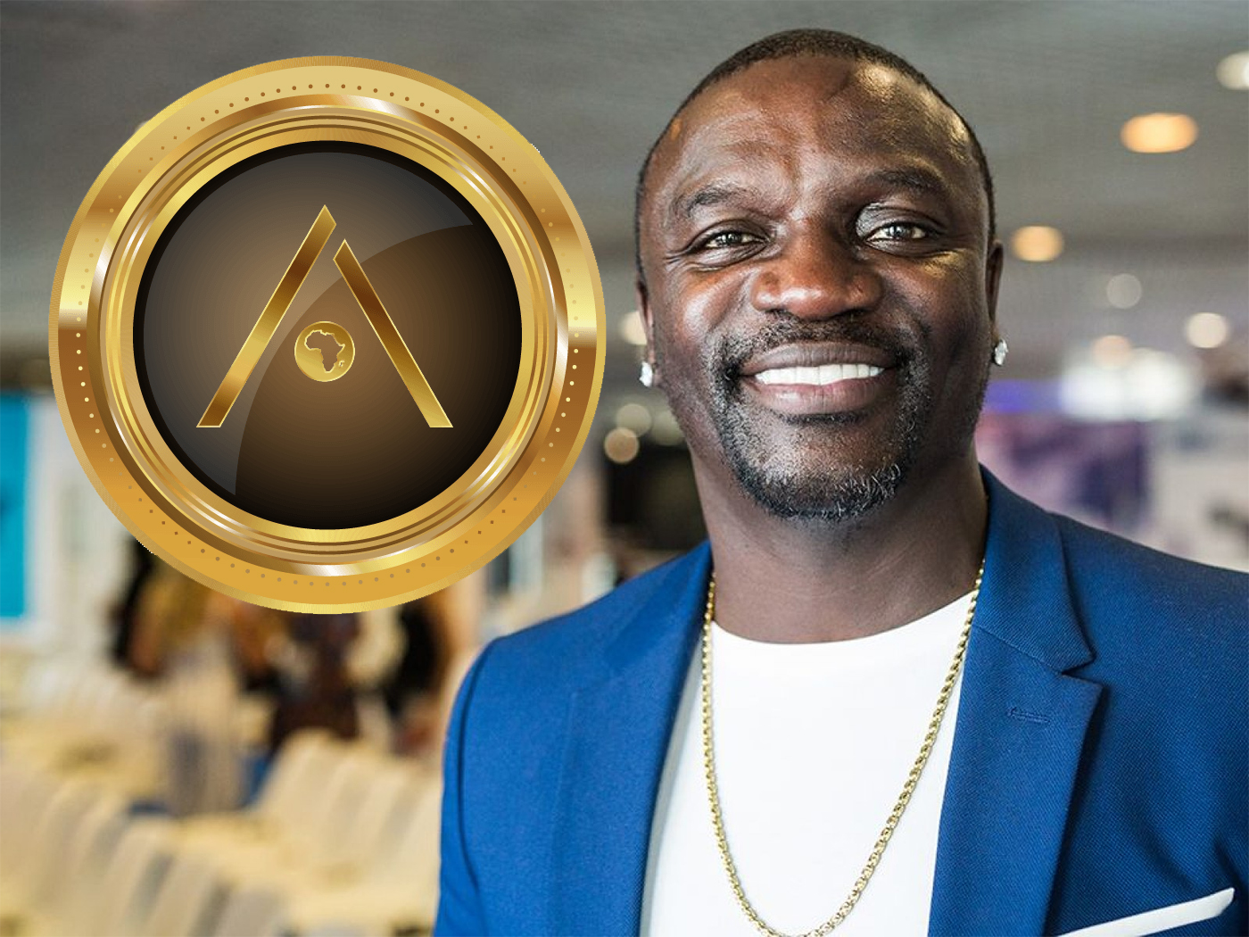 Singer Akon Is Launching a Cryptocurrency Called Akoin
