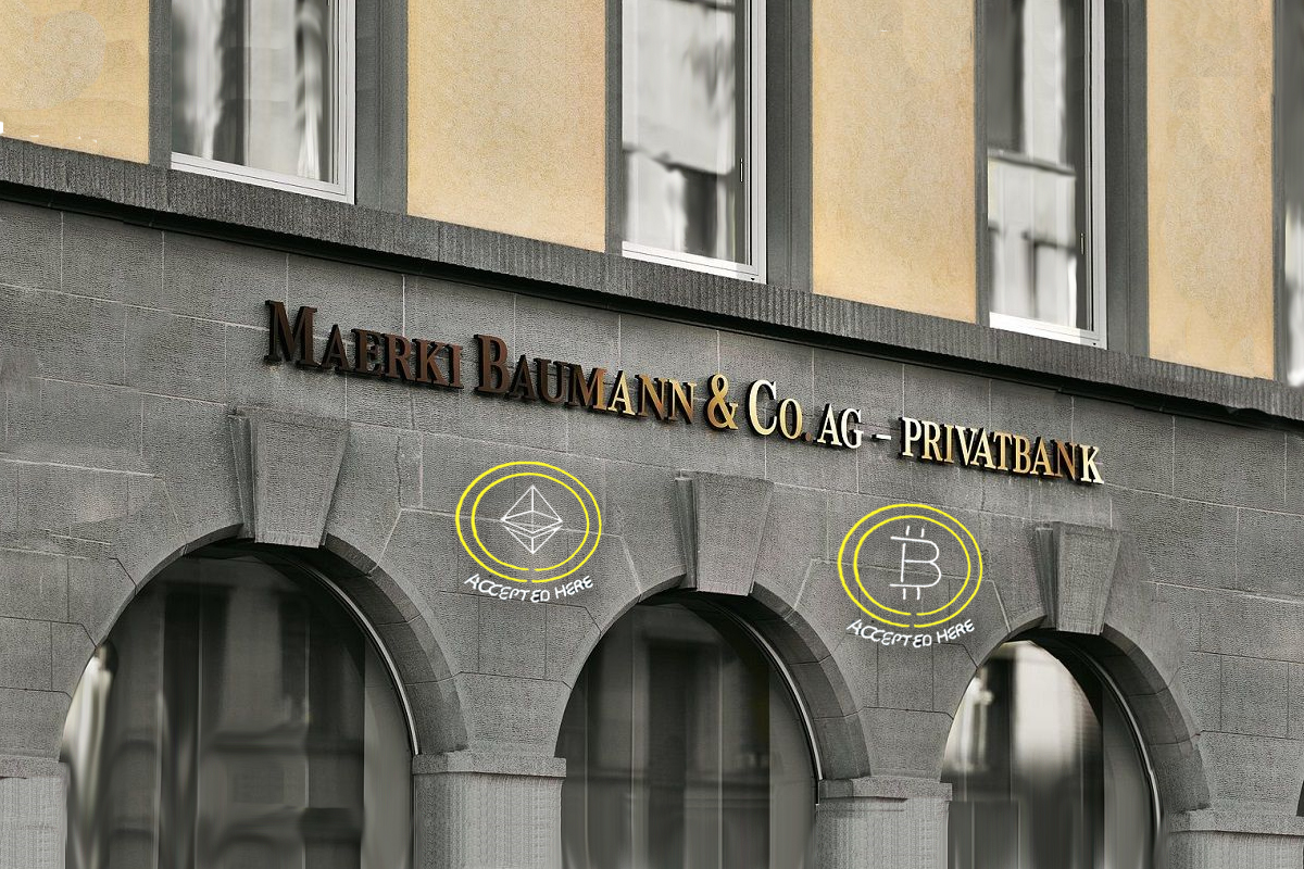 Swiss Bank Launches Crypto Custody and Trading