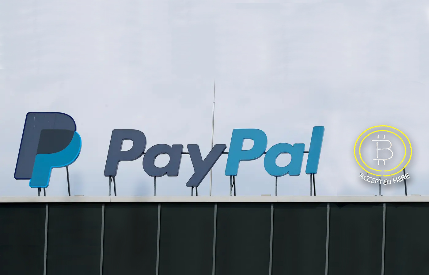 Huge: PayPal Rumoured To Integrate Bitcoin On Its Platform