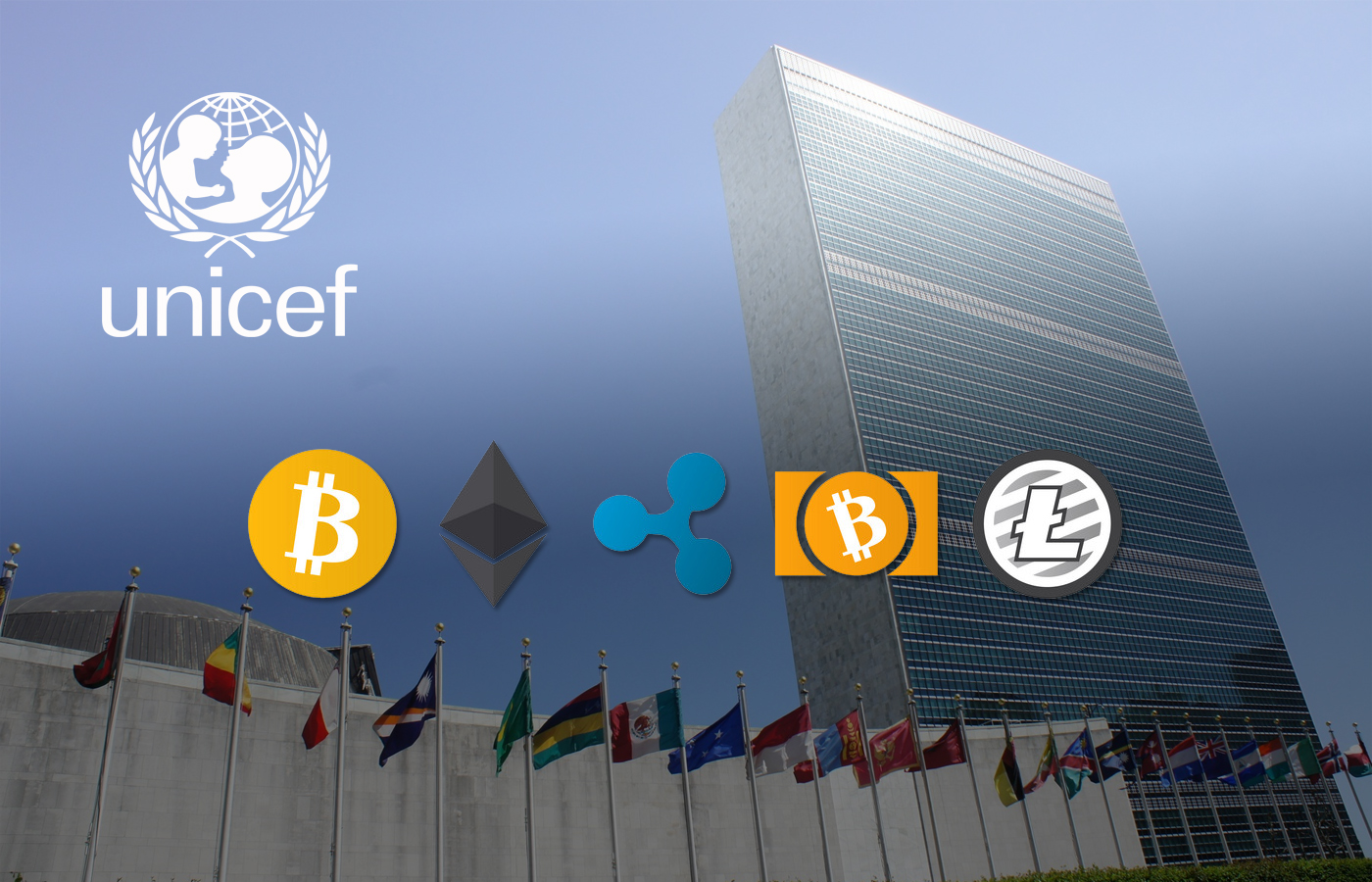 UNICEF Cryptocurrency Fund Announces Its Largest-Ever Investment