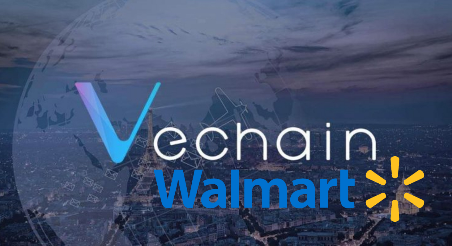Walmart Teams Up With VeChain
