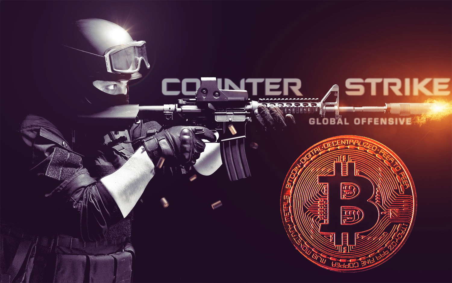 Superstars of Counter-Strike Game To Play In Crypto-Powered Tournament