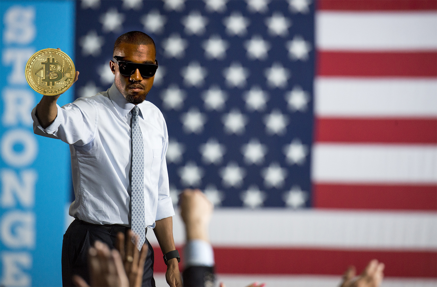 Kanye For President, Be Great For Crypto